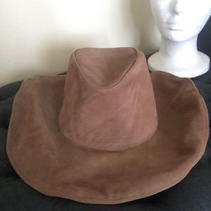 Lovely Bird Suede Hat